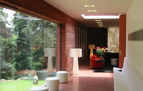 Addis Dutch Embassy – Interior Design
